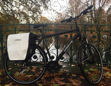 GREEN´S Kensington Hannover Georgengarten Fahrradcafé