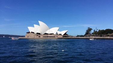 Bild: Sydney Opernhaus