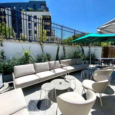 Aménagement de terrasses et balcons: Paysagiste à Paris