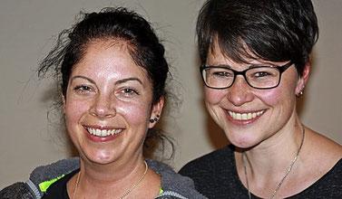Patricia Wiesler (links) und Katja Seimert sind neu gewählt worden. Foto: Gerd Leutenecker