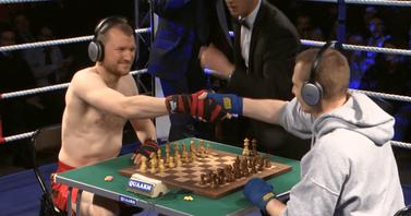 チェスボクシング