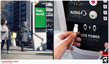 Conexión en la vía pública en Nueva York