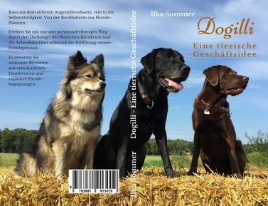 Biografie mit viel Liebe zum Hund