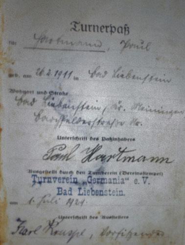 Sammlung Walter Hartmann
