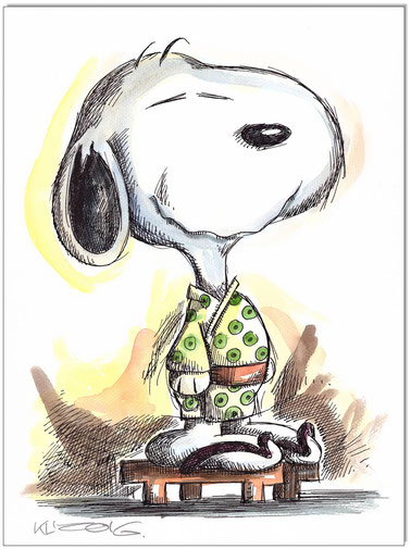 Japanese Snoopy