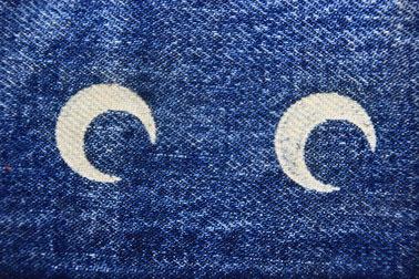 gravure laser tissu textile jean