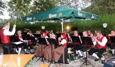 Ein erfolgreiches Konzert ging am Samstag über die Bühne.