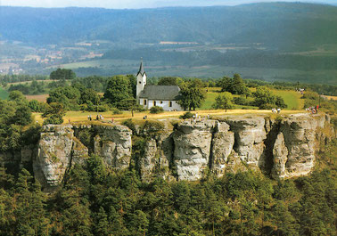 Staffelberg (Quelle: Stadt Bad Staffelstein)