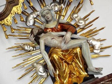 Pieta aus dem 17. Jhdt.