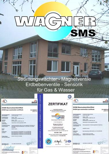 WAGNER-SMS ist seit 2001 ein Familienunternehmen mit Voll-Haftung.  Die Herstellung erfolgt zu 100% in Deutschland.  Die Montage ist in Neu-Ulm.  Sie dürfen uns gern besuchen!