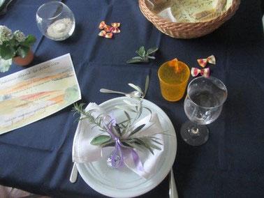 il tavola blu -  essen und geniessen