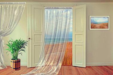 lutter contre les courants d'air avec un chauffage adapté