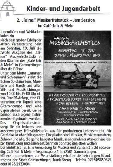 Amtsblatt Gammertingen -07-07-2016-