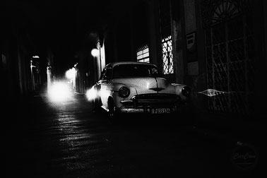 Cuba, La Havane, street photography, black and white, noir et blanc, CarCam, art