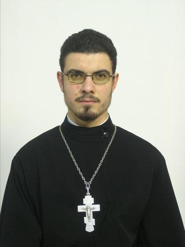 Священник Алексий Окнин