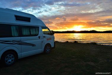 - Road trip en van - île du nord - Nouvelle-Zélande -