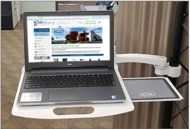 ICWUSAJAPAN:ノートPC用トレイ LUSシリーズ