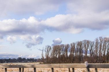 projekt #flyinglandscape rauschend und doch still | visovio 201601 | #rauschend #autobahn #landschaft #formen