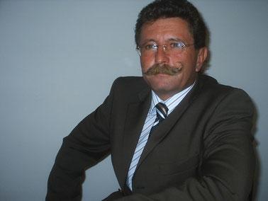 Rolf Gärtner, Geschäftsführung und Vertrieb