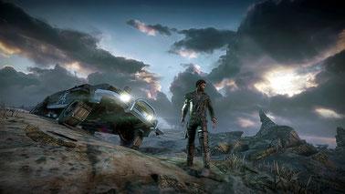 Ähnliche Spiele wie GTA: Mad Max