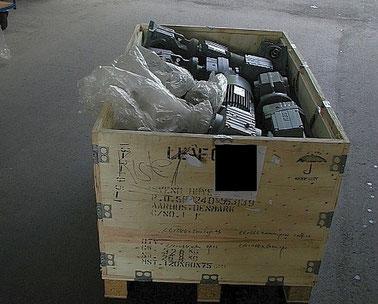 Bild Ankauf Getriebemotoren neu und gebraucht Ankauf Getriebemotoren