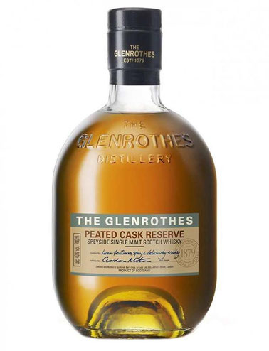 Glenrothes Peated Cask Reserve