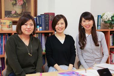 大学教員のお二人は兵庫県加古川と神戸市西区から1年間Welliesに通い、大学院博士後期課程に合格されました。