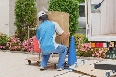 右腰、右鼠径部痛の痛みは、仕事での荷物の持ち方から