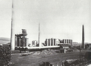 1898 - Hochofen