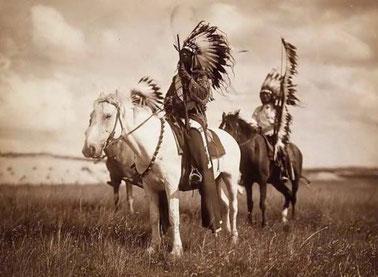 Sioux du Lakota