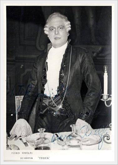 Piero Guelfi - baritono