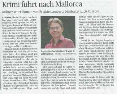 Rheinische Post, Seite Stadtteile, 07.03.2017