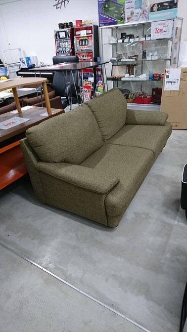 安いソファー入荷
