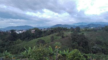 Ausritt Kaffeedreieck Dörfer Erfahrung Natur Pereira