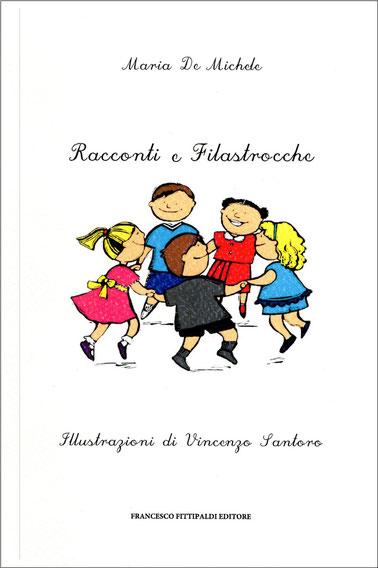 """Copertina del libro """" Racconti e filastrocche """""""