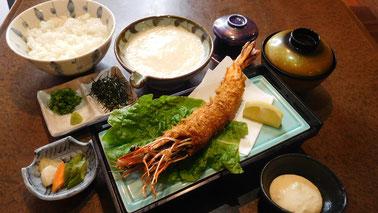 大和芋 とろろ とろろ汁 とろろ飯  豊川 和食 海鮮