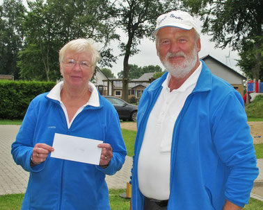 5. Platz Annelie und Hinrich Lesch Geest-Bouler Breklum