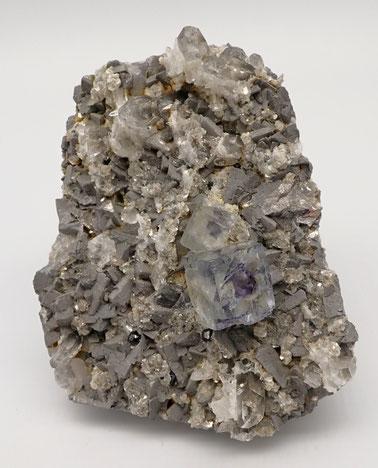 Munich mineral show Fluorite