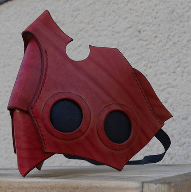 Masque Tatara de Tokyo Ghoul