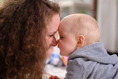 Erfahrungsaustausch im Müttercafé