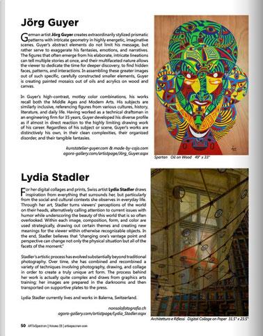 ArtisSpectrum Volume 33, Seite 50