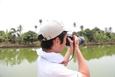 タイでの鳥調査