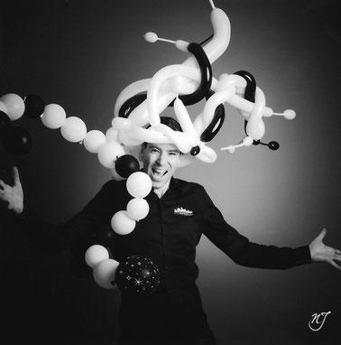 Nicolas Artiste designer de ballons