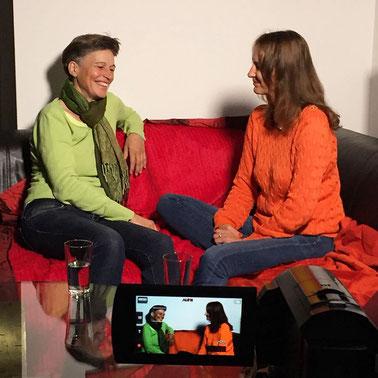 Interview mit Liedermacherin Bea über Vertrauen, Erfüllung und Erfolg