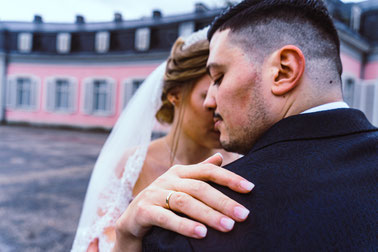 Brautpaarshooting am Schloß