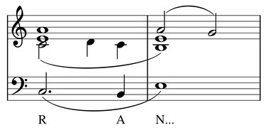 partition musique thème harmonie randolph carter