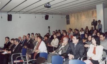 Asistentes a la Jornada y Socios de Inter-Sos.