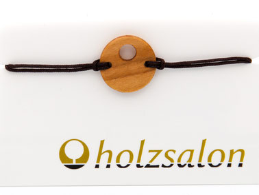 Armband Armbändchen Olivenholz Leoni