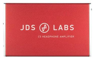 JDS Labs C5 Portable Headphone Amplifier