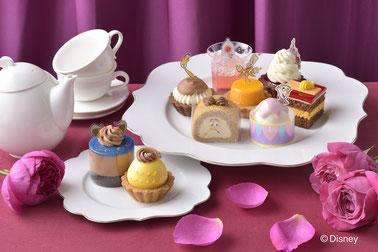 リトル・マーメイド、ラプンツェル、美女と野獣「銀座コージーコーナー」からひなまつりのお祝いケーキとして限定販売!